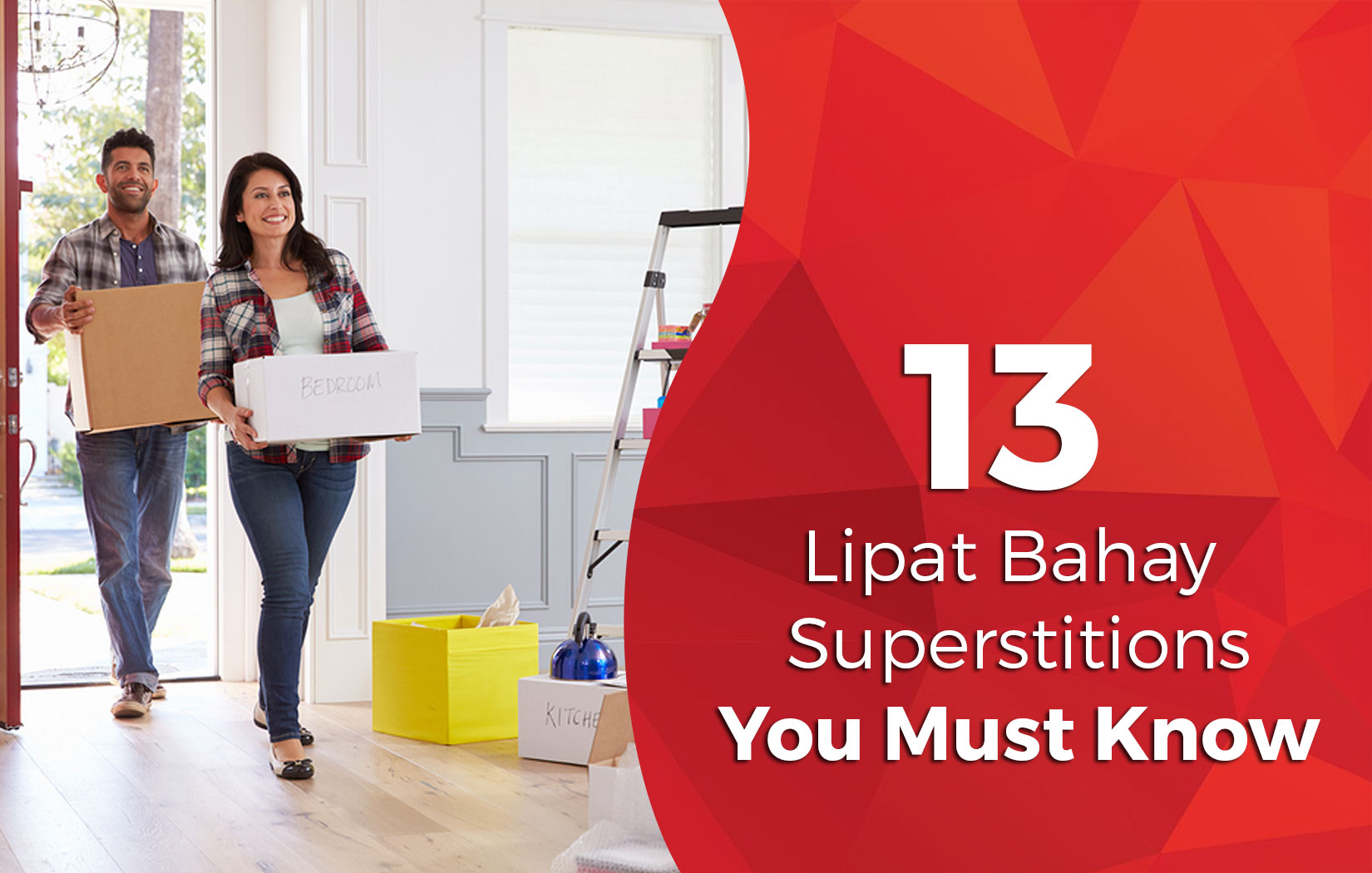 Lipat Bahay Superstitions