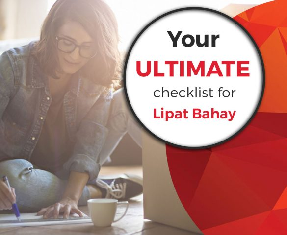 Your Ultimate Checklist for Lipat Bahay